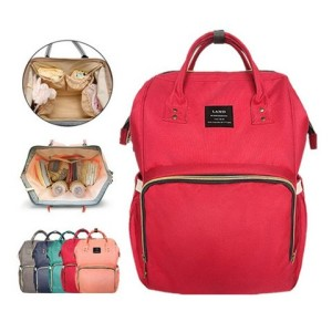 Backpack-baby-bag-RED